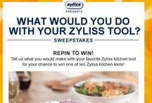 'What Would You Do With Your Zyliss Tool? / by Patti Williams
