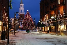 New England Holiday / by Patti Williams
