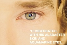 """Cumberbatch Quotes / """"There isn't one thing I want to be remembered for, I don't think about leaving a legacy, I'm on a journey…"""" - Benedict Cumberbatch- / by Ariana"""