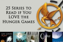 "If You Like ""Hunger Games"" / by Bedford Library"