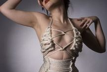 Knotty / I like ropes, shibari, suspensions, and other kink related stuff.  / by Jenny Sutherland
