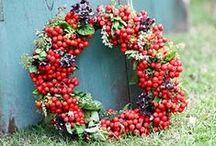Wreaths / Věnce / by Almara Shop
