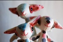 Doll and Plush Making / Patterns, tutorials, and inspirations for dollmaking and plush toys. / by Jenny Sutherland