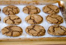 Cookie Recipes / by Andrea Schoemaker-Timbrook