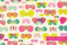 Surface pattern / inspiring prints and patterns / by Mondaland