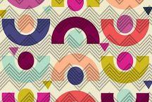geo patterns / by Lori Siebert