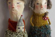 Art Dolls / by Lori Siebert