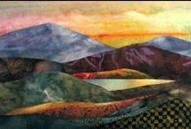 Quilts ~Landscape ~Art / by Sassy Lady