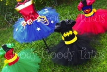 Superhero Party ideas / by Kerstin Alvarez