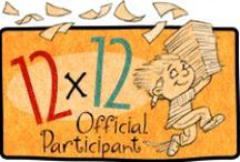 12 x 12 Picture Book Writing Challenge / by Julie Hedlund