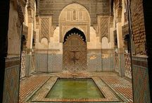 arabesque + / I love all things Arabic. The flavours, the smells, the colours and the fabrics. It is even in my blood. #islam #arabic #mosques / by Claudy Berry