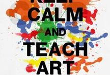 art lessons 4 kids / Creative fun and artsy for the elementary kiddos / by Jamie Howell