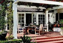Outdoor Spaces / by Erika McHugh