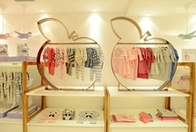 Bonnie baby Hong Kong Store / In August 2012 we opened our very first Bonnie baby London Boutique in the Peninsula Hotel in Hong Kong.  / by Bonnie Baby London