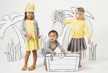 Spring summer 14 / Bonnie Baby Spring / Summer 2014 collection / by Bonnie Baby London