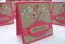 Cards ~ 3x3 / by Wendy Dodds