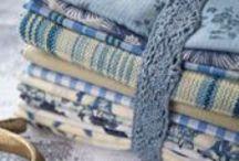 Fabric bundles / by Cindy Albrecht
