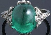 GORGEOUS EMERALDS / Definitely one of the most beautiful stones around. And my personal favorite.  / by Silvia M. Kahler
