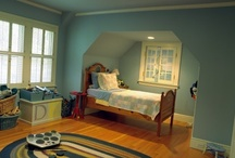 Badass Kids Rooms / mostly over the top kids rooms that are waaaay too expensive for the common folk ;) / by Heather!