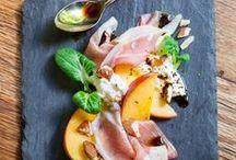 Food : Salads / by Roel van Heeswijk