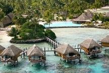 Architecture Polynesia  / by Roel van Heeswijk
