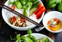 Food : Asian / by Roel van Heeswijk