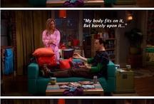 """we have """"Big Bang Theory"""" / by Katina Smith"""