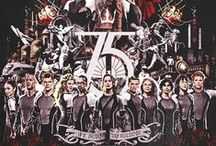 the hunger games / by Camille Ehrhardt