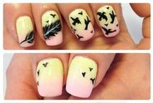 Nails / by Sierra Cabreana
