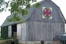Barns / by Pam Childers