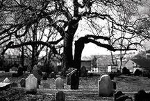 Graveyards / by Pam Childers