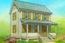 Small Home Plans / Small Home Plans / by Mike Grant