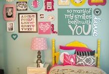 Girl's Bedroom / by Melanie Augustin (Kimono Reincarnate)