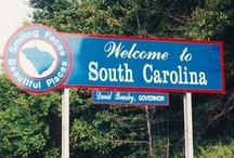 South Carolina (home state) / by Ed Simao