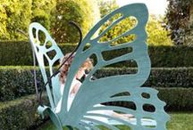 Down the garden path / by Melanie Augustin (Kimono Reincarnate)