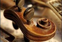 Violin / Housle / Цигулка / by Ivaalex