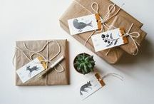 .:: LiTTLE GiFTS ::. / by Petit Poulou