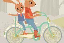 Bikes / by Judy Kaufmann