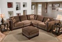 Sectionals / by Puritan Furniture