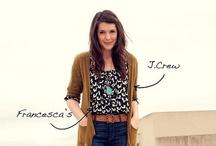 Jodi / Wardrobe & posing Ideas for Jodi's shoot / by lindsay wynne