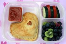 Inspiring bento / by Molly Sherwood