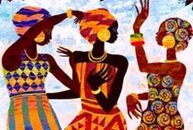 Dancing Ladies / by Lanie Helena