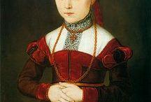 Historic Fashion Tudor/Elizabethan / by Samantha Hickle