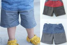 Sew Kids Clothes / by Abby Scorsonelli