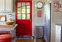 Real kitchens / by Shannon Baker