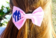 Monogram Obsession / by kate giglio