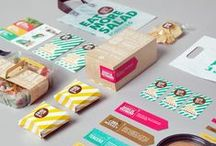 logos, branding and identity / by Charlotte Bevan