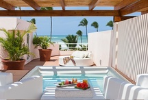 Excellence Punta Cana / Nestled among palm groves on an endless Caribbean powdery -sand beach, Excellence Punta Cana is an adults only resort where everything is taken care of and nothing is left to chance. / by Excellence Resorts