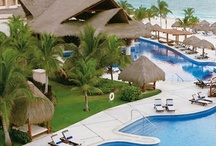Excellence Riviera Cancun / If you have a taste for romance and relaxation, the all inclusive luxury of Excellence Riviera Cancun is waiting to welcome you. / by Excellence Resorts