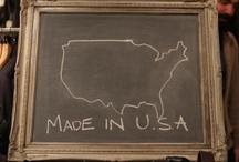 Made in the USA / by Maya Papaya & Tony Macarony